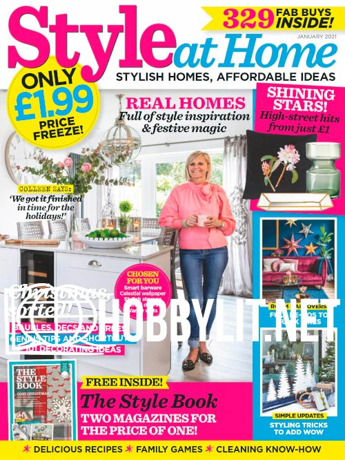 Style at Home - January 2021
