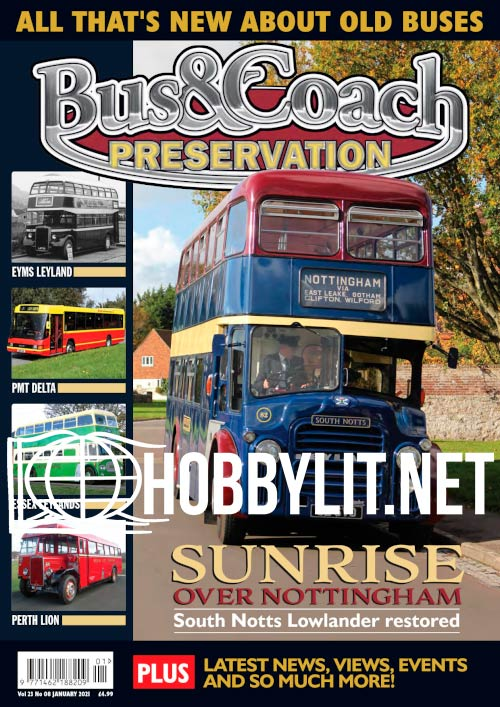 Bus & Coach Preservation - January 2021