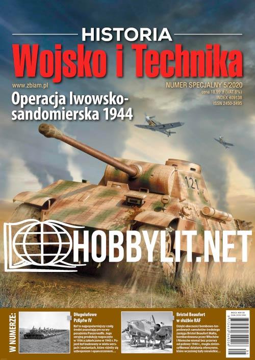 Historia Wojsko i Technika Numer Specjalny 2020-05