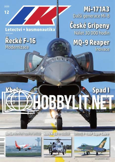 Letectvi + Kosmonautika 2020-12