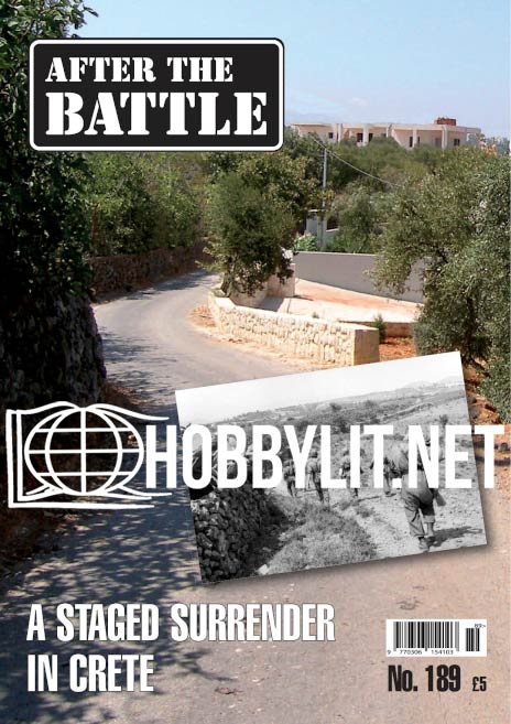 After The Battle Issue 189 - A Staged Surrender in Crete