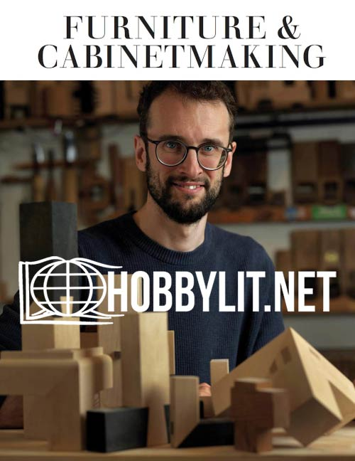 Furniture & Cabinetmaking Issue 296