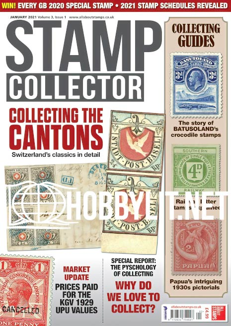 Stamp Collector - January 2021