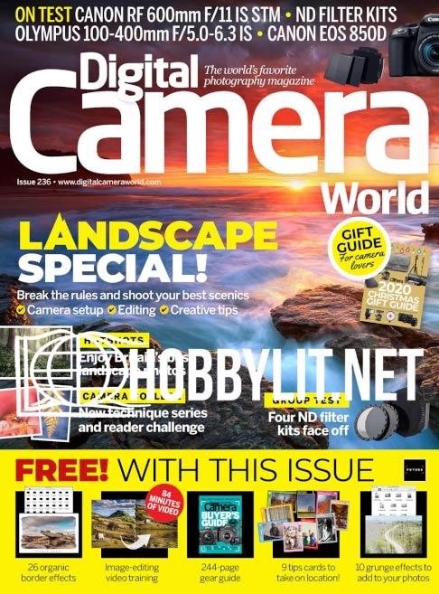 Digital Camera World - December 2020