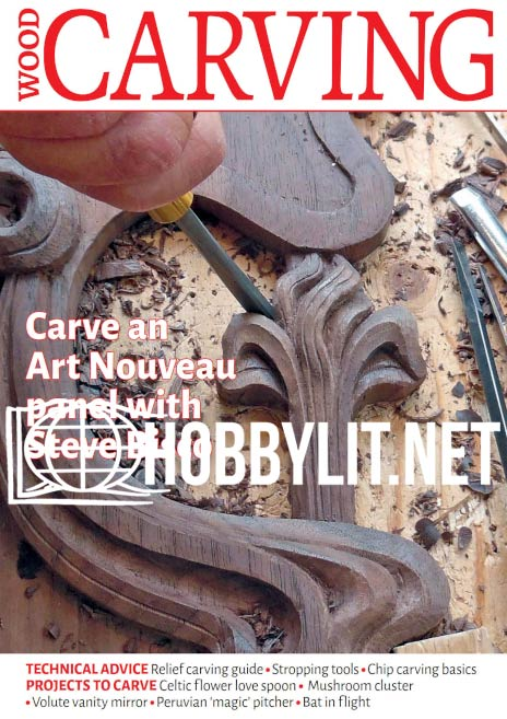 Woodcarving Issue 178