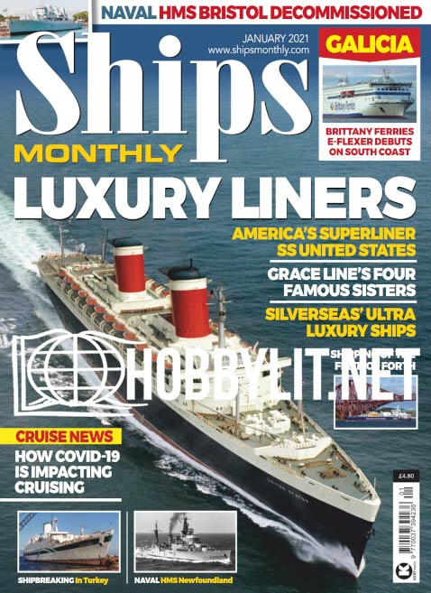 Ships Monthly – January 2021