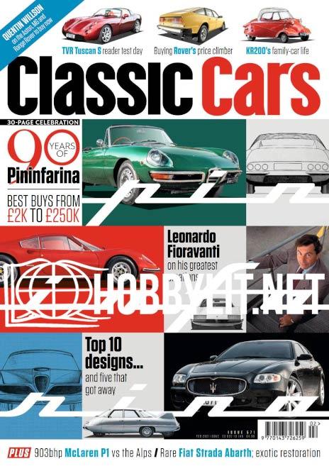 Classic Cars - February 2021