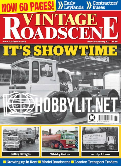 Vintage Roadscene - January 2021