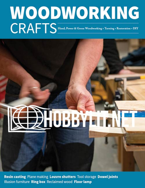 Woodworking Crafts Issue 65