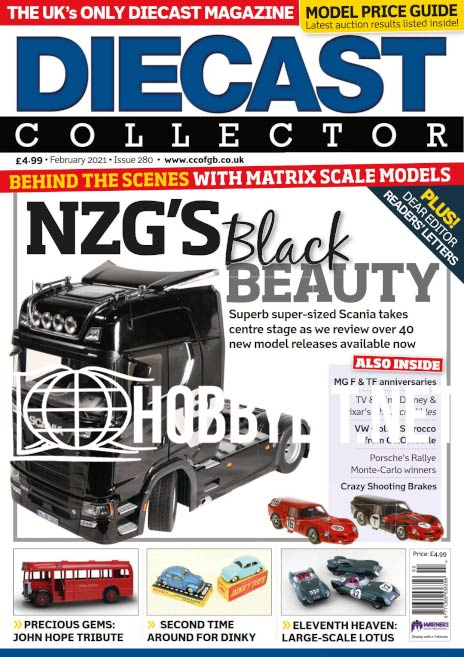 Diecast Collector - February 2021