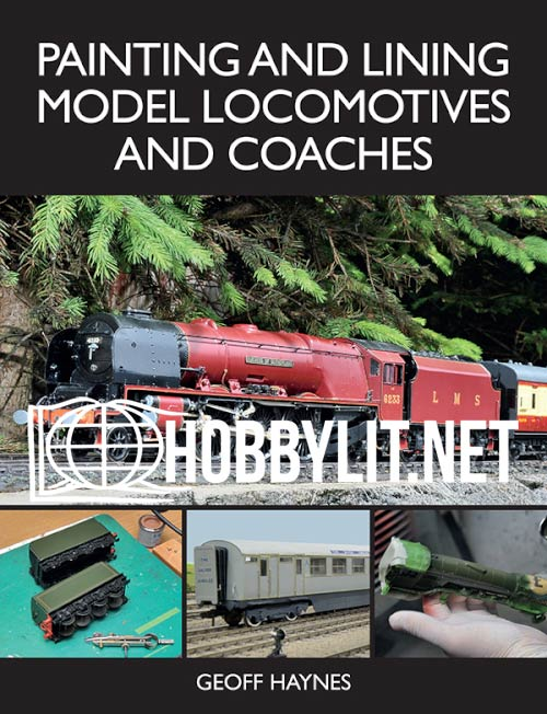 Painting and Lining Model Locomotives and Coaches (ePub)