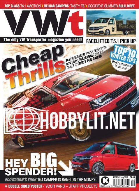 VWt Magazine - February 2021