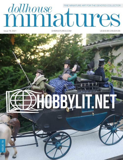 Dollhouse Miniatures Issue 79, 2021