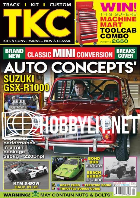 Total Kit Car - January-February 2021
