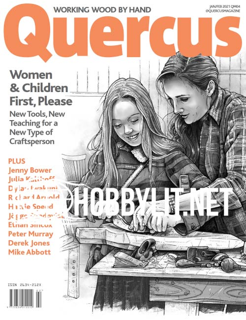 Quercus Issue 4 - January/February 2021
