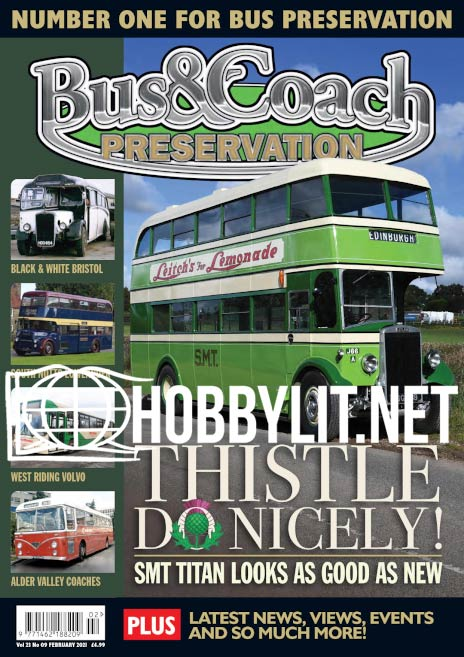 Bus & Coach Preservation - February 2021