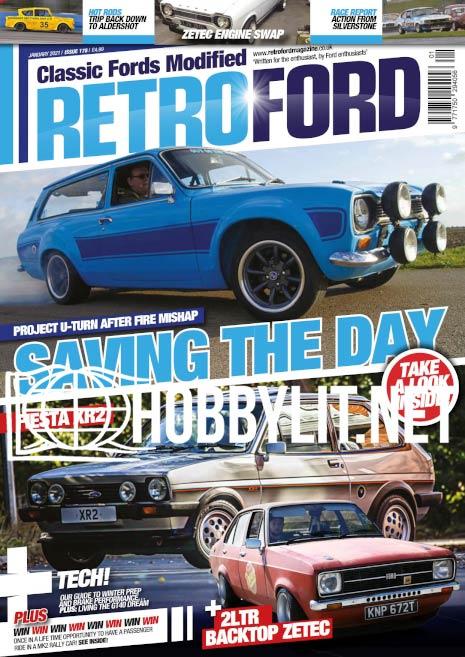 Retro Ford - January 2021