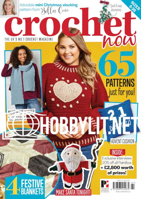 Crochet Now Issue 61