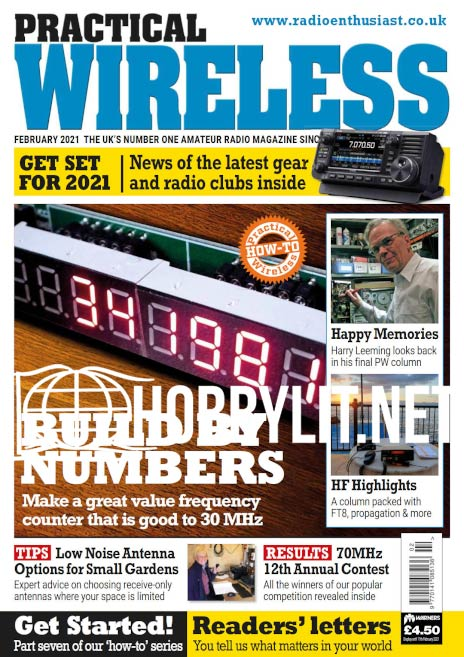 Practical Wireless - February 2021