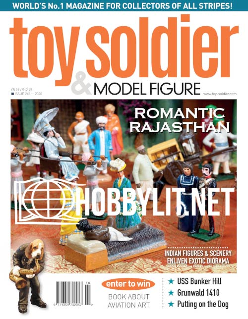 Toy Soldier & Model Figure Issue 248
