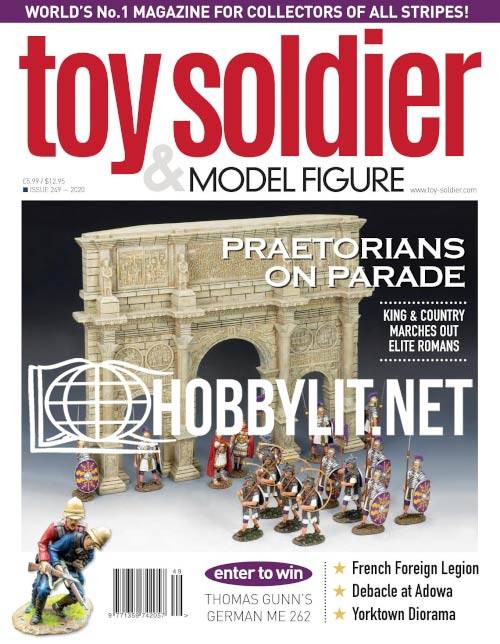 Toy Soldier & Model Figure Issue 249