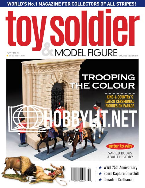 Toy Soldier & Model Figure Issue 250