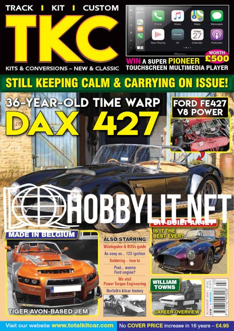 Total Kit Car - July/August 2020