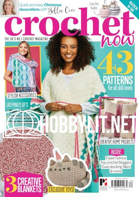 Crochet Now Issue 62