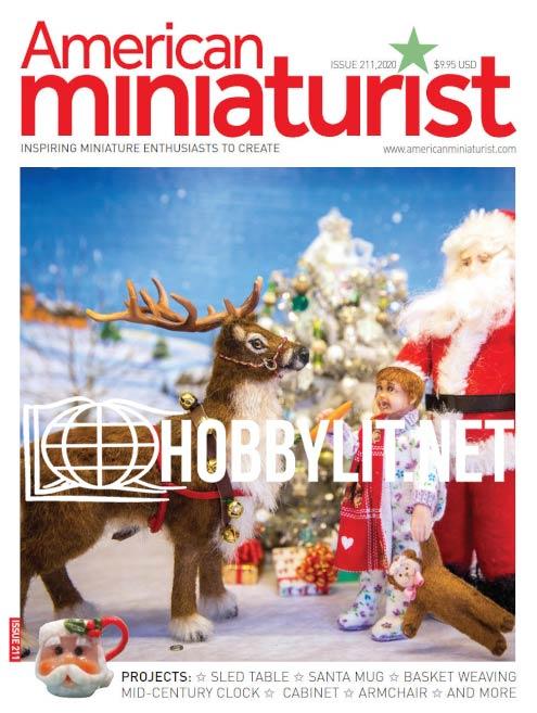 American Miniaturist 211 - December 2020