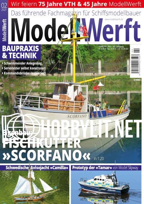 ModellWerft - Februar 2021