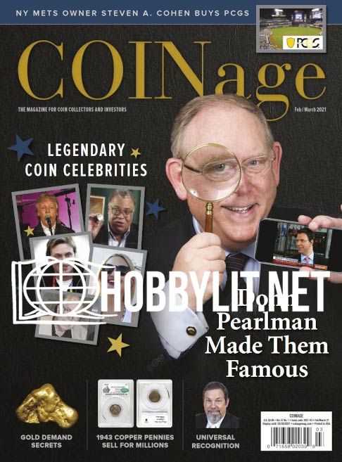 COINage - February-March 2021