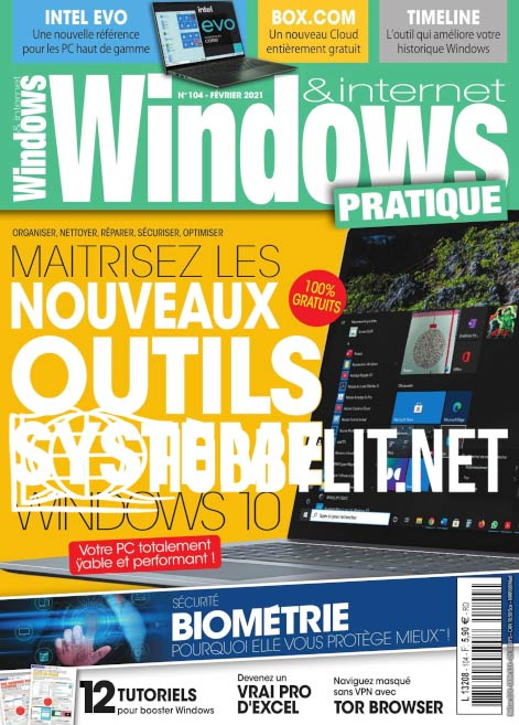 Windows & Internet Pratique - Février 2021