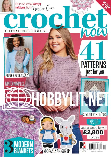 Crochet Now Issue 63
