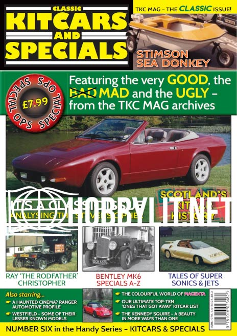Total kit car Classic and Specials 2020