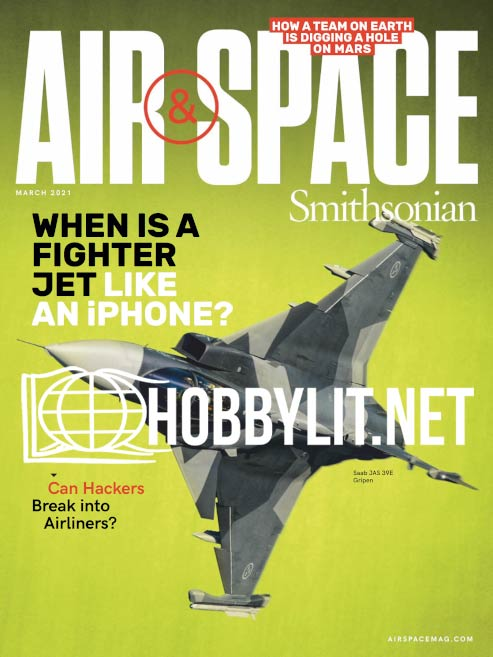 Air & Space Smithsonian – March 2021