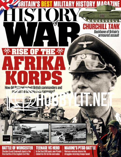 History of War Issue 90