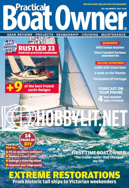Practical Boat Owner - March 2021