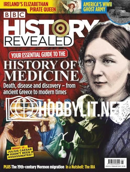 History Revealed - February 2021