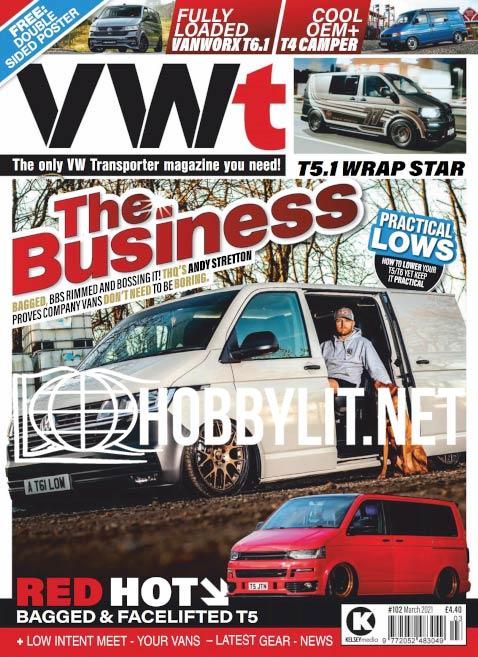 VWt Magazine - March 2021