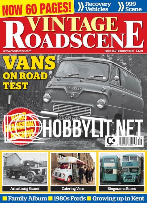 Vintage Roadscene - February 2021
