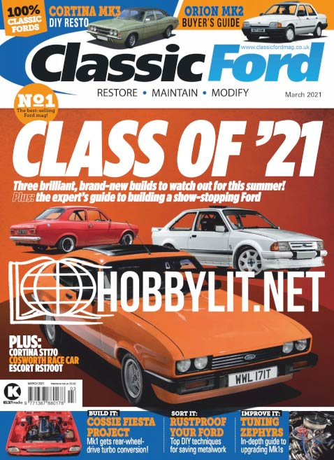 Classic Ford - March 2021