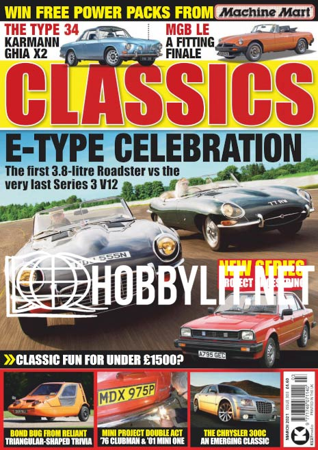 Classics Monthly - March 2021