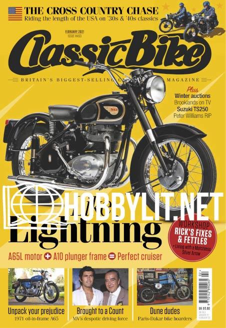 Classic Bike - February 2021