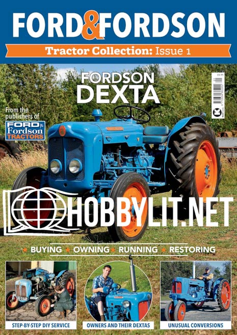Ford & Fordson Tractor Collection Issue 1