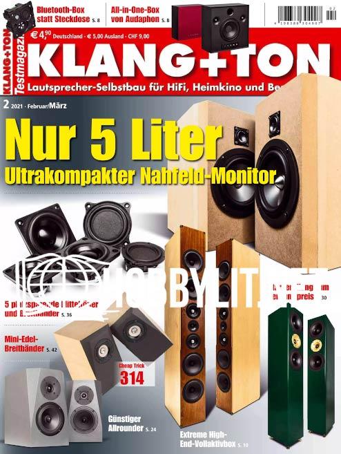 Klang+Ton - Februar/Marz 2021