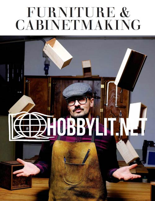 Furniture & Cabinetmaking Issue 297