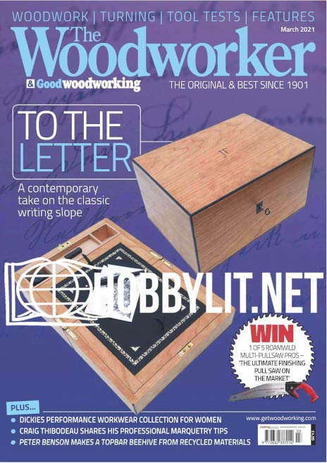 The Woodworker - March 2021