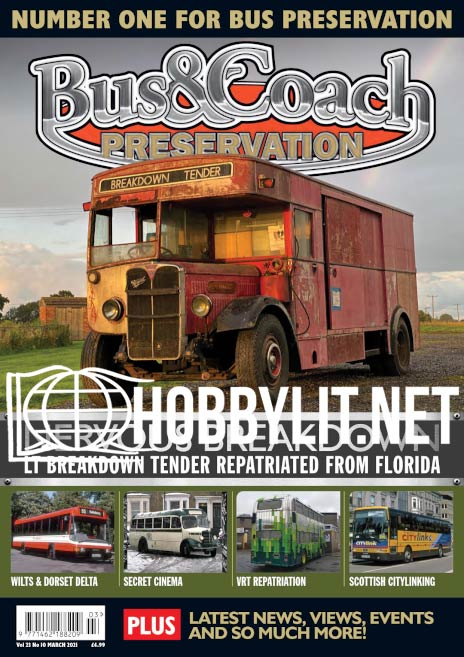 Bus & Coach Preservation - March 2021