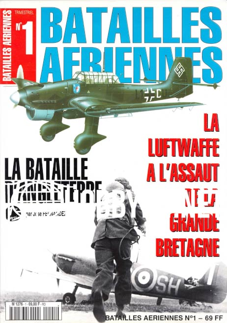 Batailles Aeriennes Issue 01