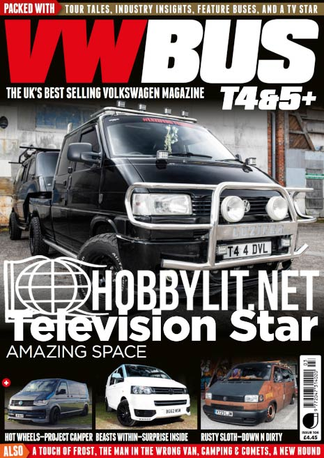 VW Bus T4&5+ Issue 106